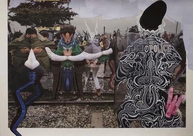 Ramin Haerizadeh, Rokni Haerizadeh & Hesam Rahmanian, 'Where is Waldo', 2009