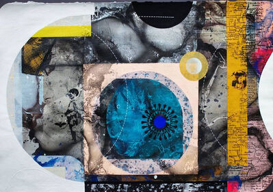 Joan Belmar, 'Alchemy 2020 #6 (in caged) ', 2020
