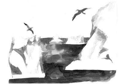 Nikita Shalenny, 'Icebergs ', 2017