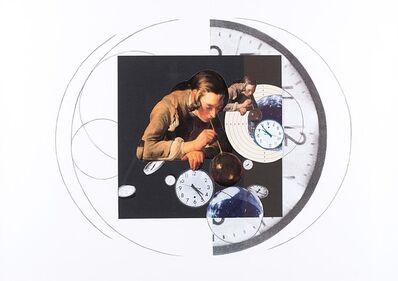 Giulio Paolini, 'Il tempo vola', 2016