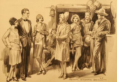 William Arthur Brown, '(Untitled)', 1928