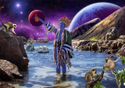 ALBERTA WHITTLE, 'Celestial Meditations'