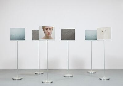 Roni Horn, 'Doubt by Water (Who)'