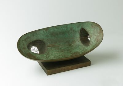 Barbara Hepworth, 'Landscape Sculpture', 1941/1961