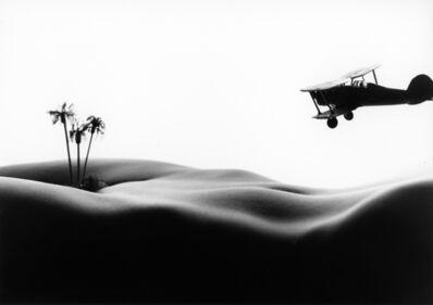 Allan I Teger, 'Desert Biplane', 2017
