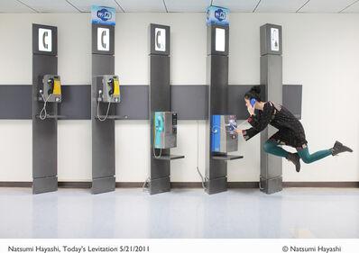 Natsumi Hayashi, 'Today's Levitation 5/23/2011', 2011
