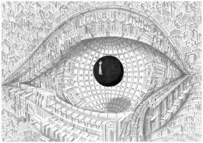 Marc Brousse, 'Civilisations' Eye', 2018