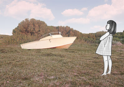 Lien Botha, 'A Boat comes in  ', 2018