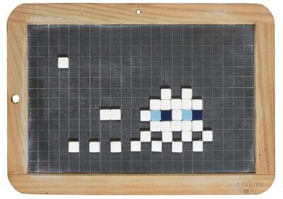 Invader, 'Sans titre', 2008