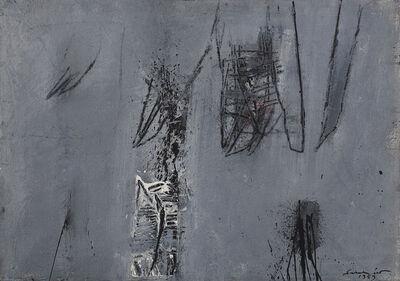 Emilio Scanavino, 'Studio', 1959