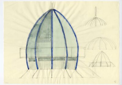 Michele de Lucchi, 'Studio per Festival Office', 1994