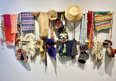 Sue Dean, 'Totem Accessories, Props, and Backgrounds', 2021