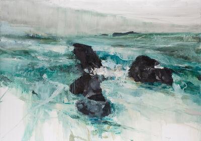Edwige Fouvry, 'Rocher et eau 01', 2015