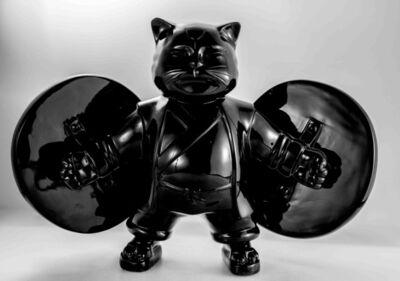 Hiro Ando, 'warriorcat', 2011