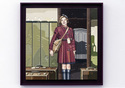 Julie Roberts, 'The Kinder Transport/New Dawn', 2013
