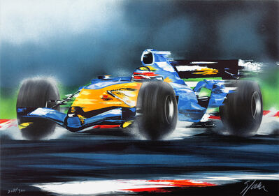 Victor Spahn, 'Renault F1', 2007