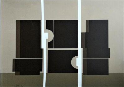 Marino di Teana, 'Dialogo de los tres elementos III', 1979