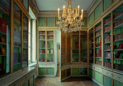 Robert Polidori, 'Bibliotheque de Louis XV, Versailles', 2005