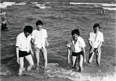 Harry Benson, 'The Beatles, Miami', 1964
