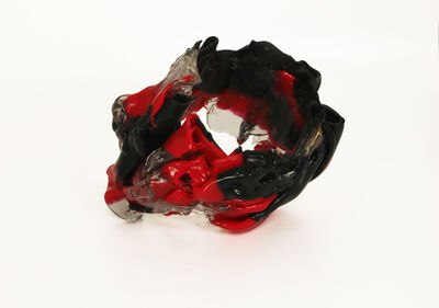 Gaetano Pesce, 'Red and Black Bracelet', 2017