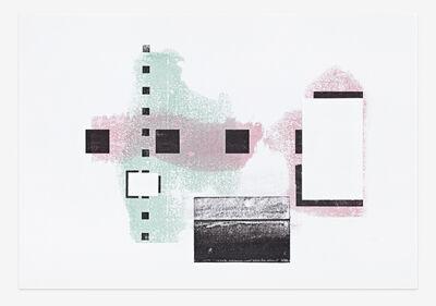 Ronald de Bloeme, 'Kurzstrecke 09', 2016