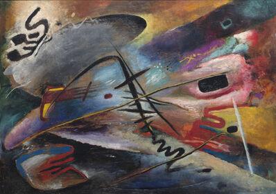 Rudolf Bauer, 'Larghetto III', 1919