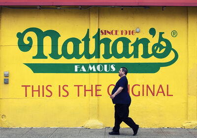 Neil O. Lawner, 'Nathan's Passerby ', .