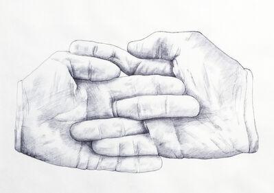 Simon Pfeffel, 'zusammenlegen', 2018
