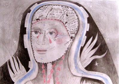 Gertrud Alfredsson, 'The unspoken language', 2010