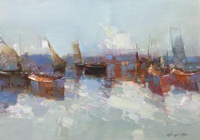 Vahe Yeremyan, 'Harbor', 2020