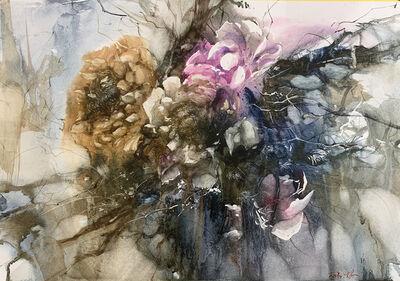Wen Zhi Yu, 'Dry Flower 2', 2021