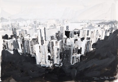 James Hart Dyke, 'Hong Kong from The Peak', 2013