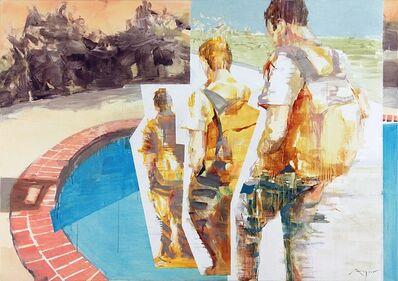 Michael Azgour, 'J.W. Descending', 2015