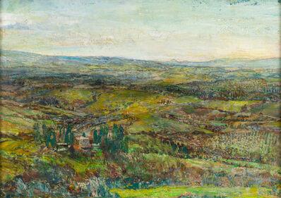 John Cobb, 'Tuscan Hills', 2018