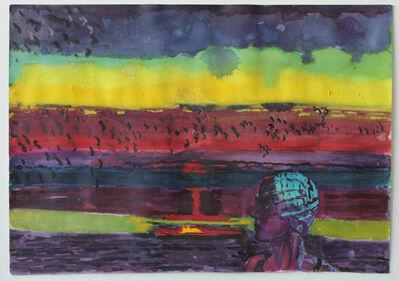 Graham Nickson, 'Bather', ca. 2000