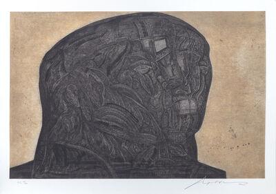 Jose Luis Cuevas, 'Marquez de Sade ', 1989
