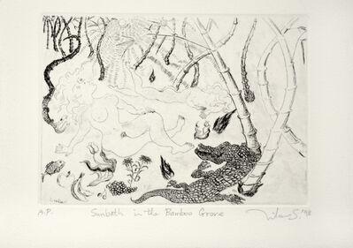 Noriko Shinohara, 'Sunbath in Bamboo Grove', 1998