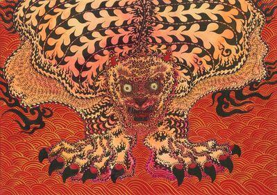 Kaneko Tomiyuki, 'Messenger of Bishamon Temple 2', 2021