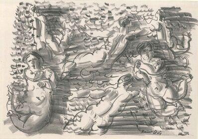 Raoul Dufy, 'Les Baigneuses', 1925