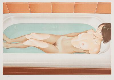 Mel Ramos, 'Bonnard's Bath', 1979
