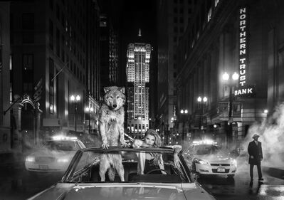 David Yarrow, 'Chicago', 2019