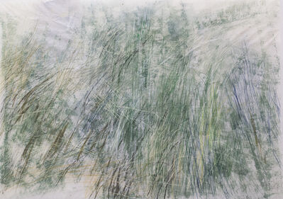Wang Gongyi, 'Leaves of Grass No.1', 2019