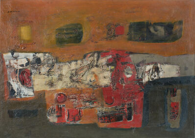 Bimal Dasgupta, 'The Spring', 1967