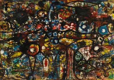 Richard Pousette-Dart, 'Untitled', ca. 1950