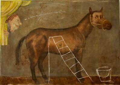Armando Romero, 'El Caballo', 1998