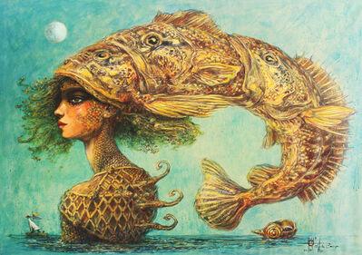Alicia de la Campa, 'Pescadora (Fisherwoman)', 2018