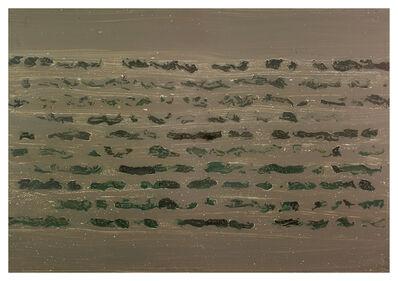 Judith Reigl, 'Art de la Fugue', 1982