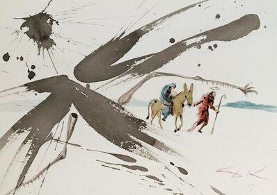 """Salvador Dalí, 'Ex Aegypto vocavi filium meum - From """"Biblia Sacra""""', 1964"""