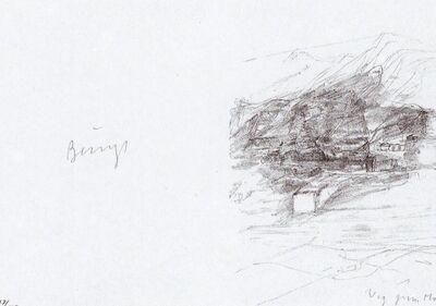 Joseph Beuys, 'Leonardo Codice Madrid I', 1975
