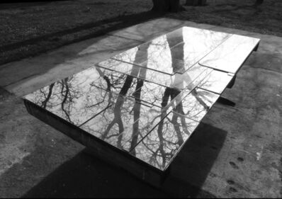 Jan Smejkal, ''Spiegeltisch' / 'Mirror Table'', 2014
